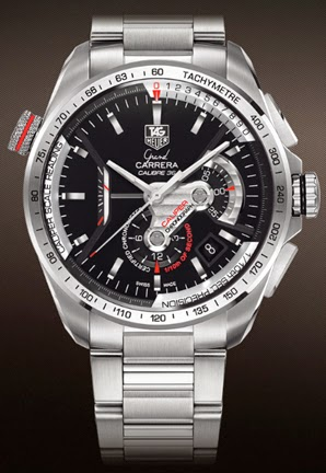 Tag Heuer - Calibre 36 RS Caliper Automatic Chronograph 43 mm