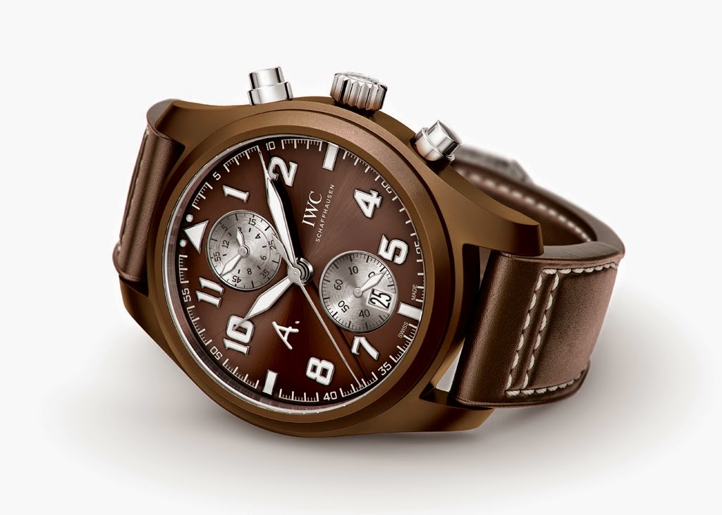 "IWC - PILOT'S WATCH CHRONOGRAPH EDITION ""THE LAST FLIGHT"" WATCH"