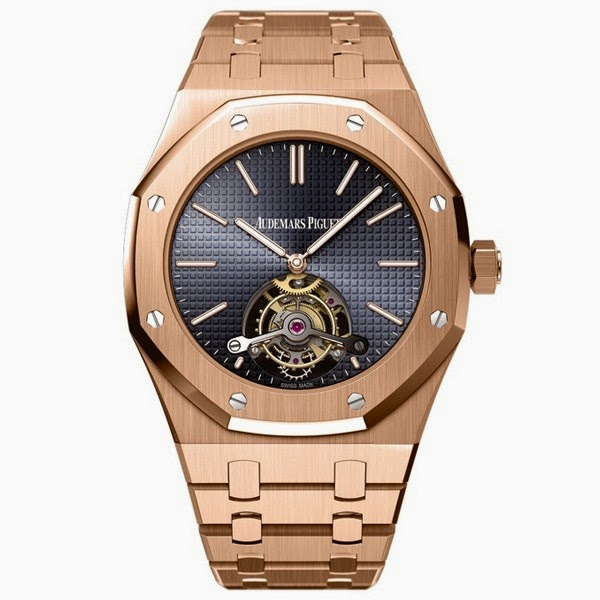 AUDEMARS PIGUET - ROYAL OAK OFFSHORE EXTRA - THIN TOURBILLON