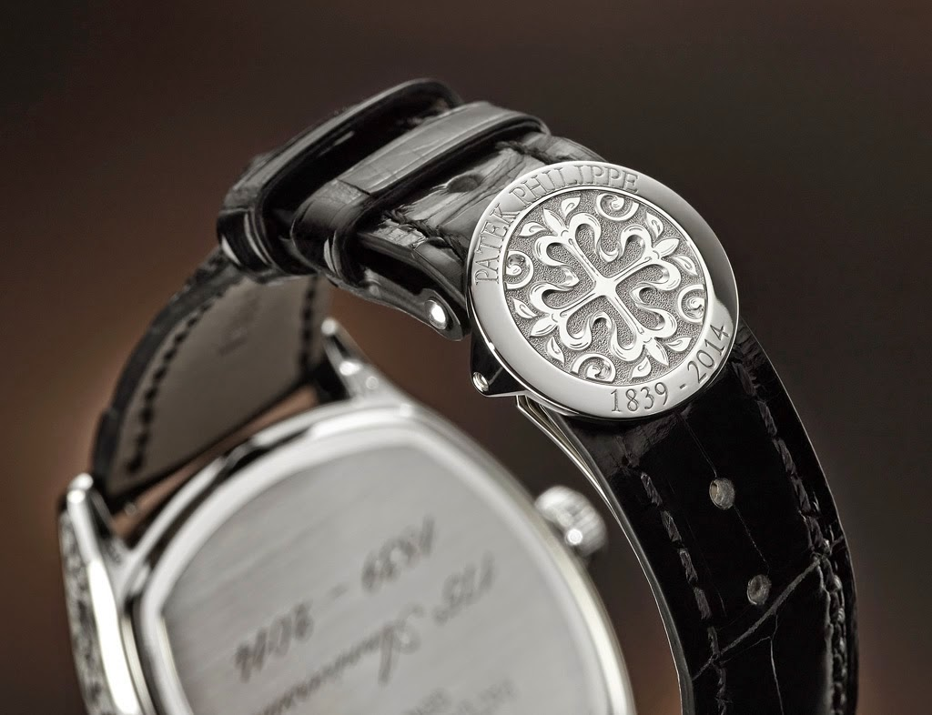 PATEK PHILIPPE CHIMING JUMP HOUR REF 5275 WATCH CLASP