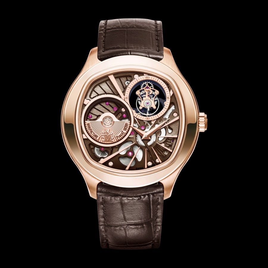 Piaget - Emperador cushion-shaped WATCH