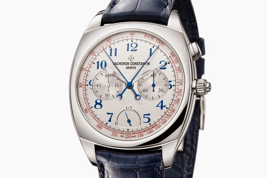 Vacheron Constantin - Harmony Ultra-Thin Grande Complication Chronograph