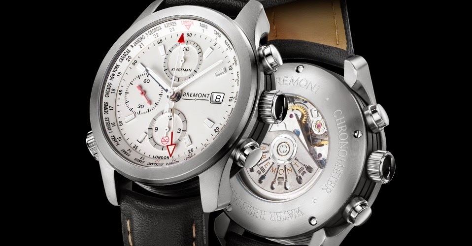 Bremont - Kingsman collection (special edition)