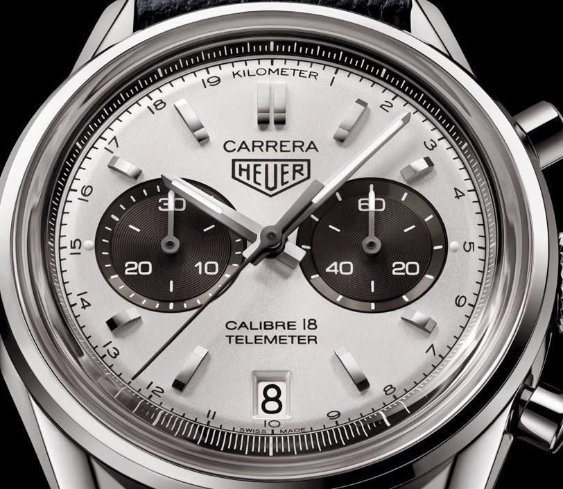 Heuer - Carrera Calibre 18 Chronograph