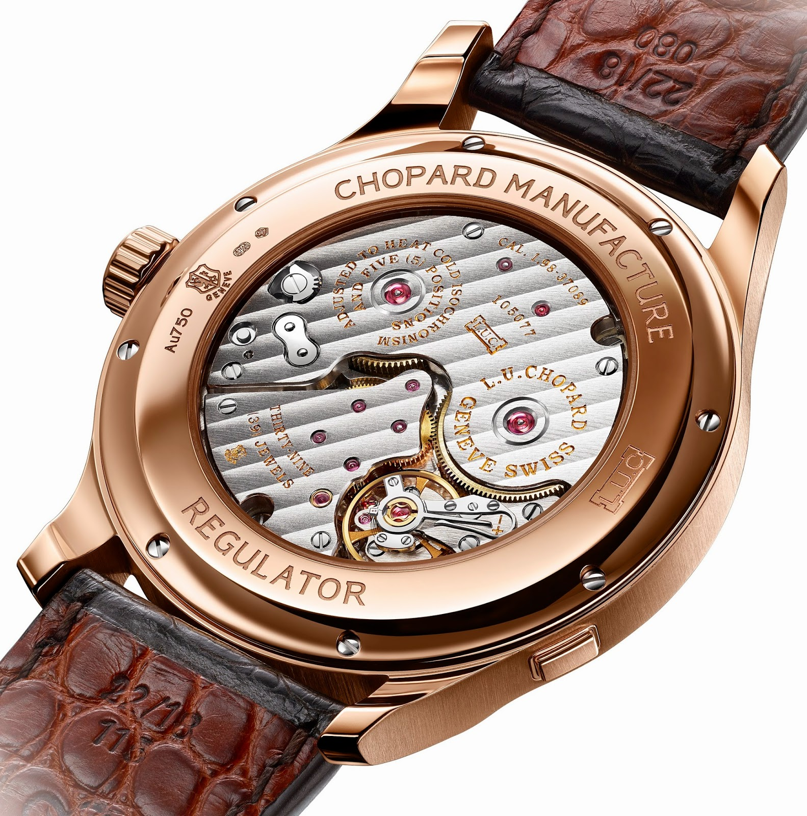 Chopard - L.U.C Regulator