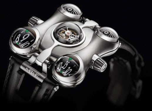 "MB&F – Horological Machine N°6 ""Space Pirate"""