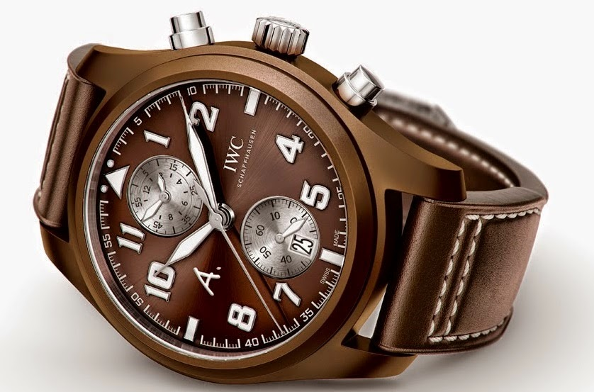 "IWC - PILOT'S WATCH CHRONOGRAPH EDITION ""THE LAST FLIGHT"""