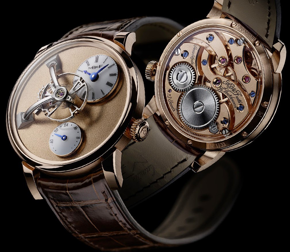 MB&F - LM101 Frost Limited Edition