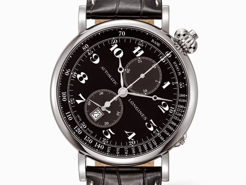 LONGINES - HERITAGE AVIGATION TYPE A7