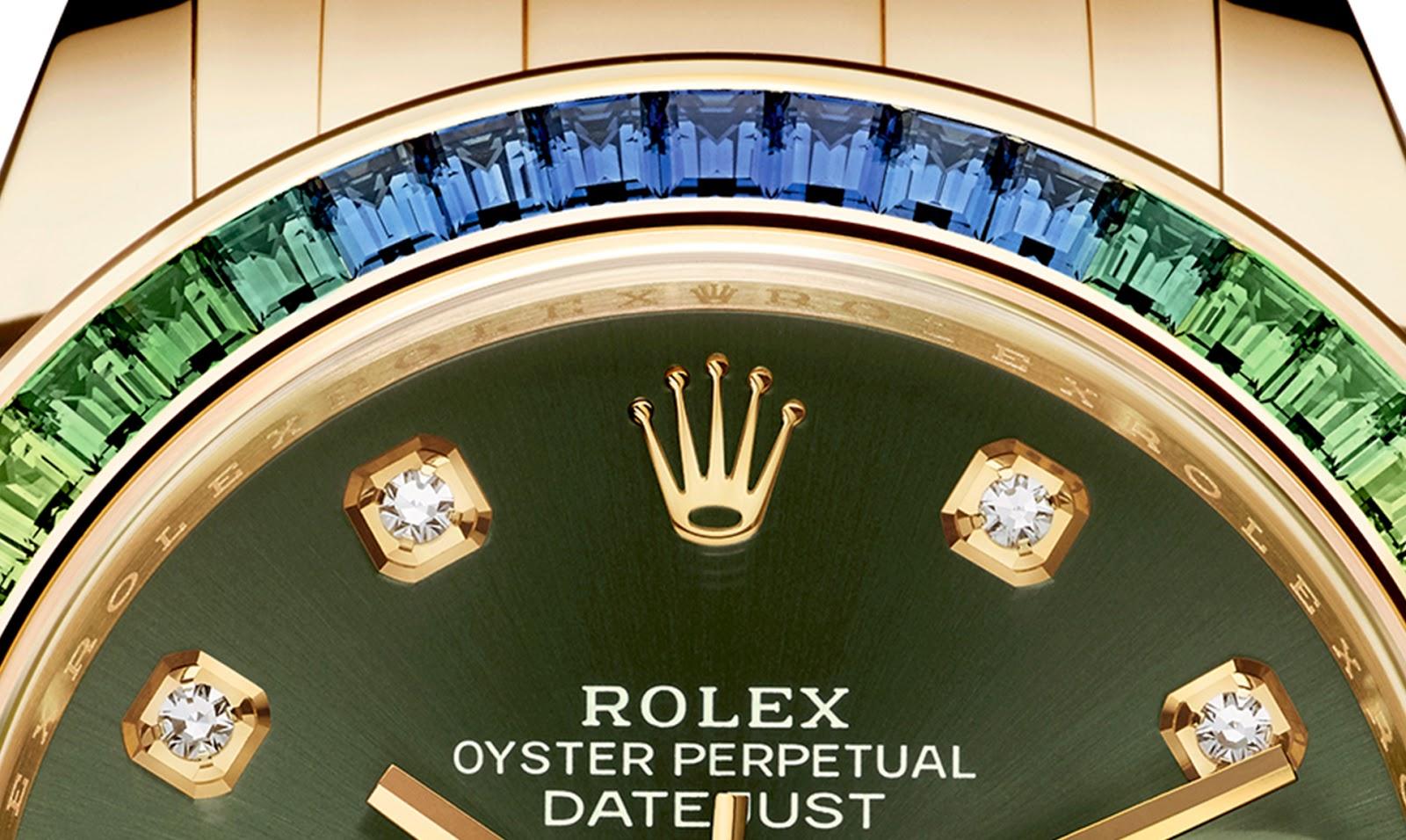 Rolex - Datejust Pearlmaster 39