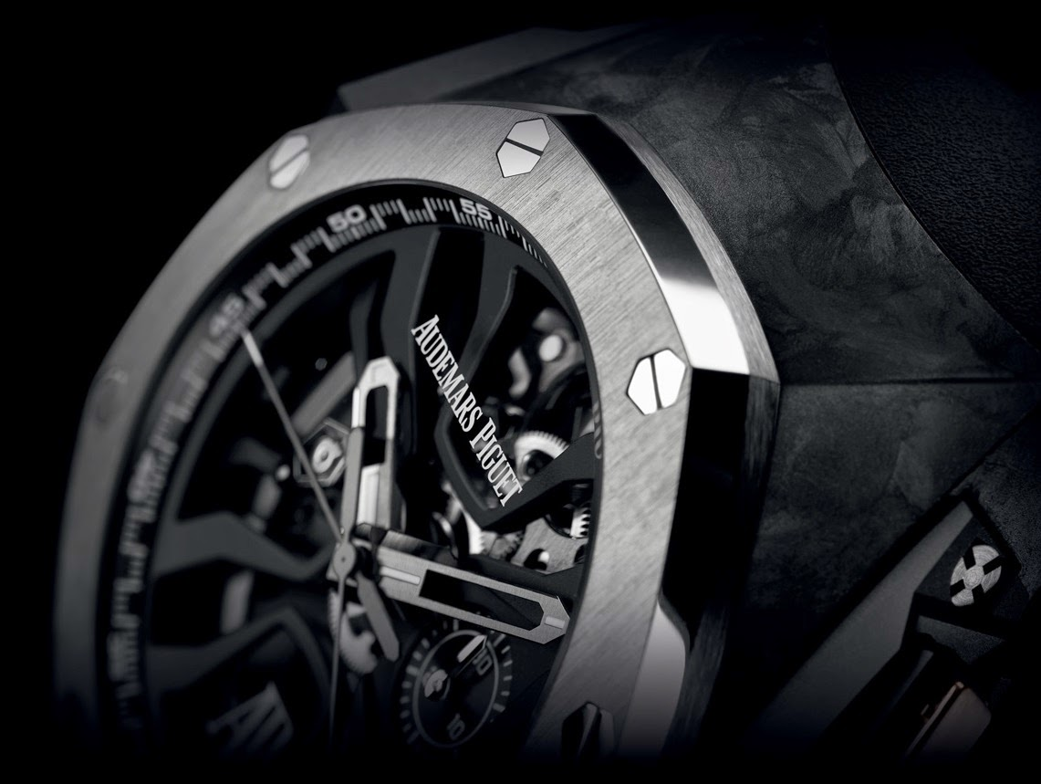 "Audemars Piguet - Royal Oak Concept Laptimer ""Michael Schumacher"""