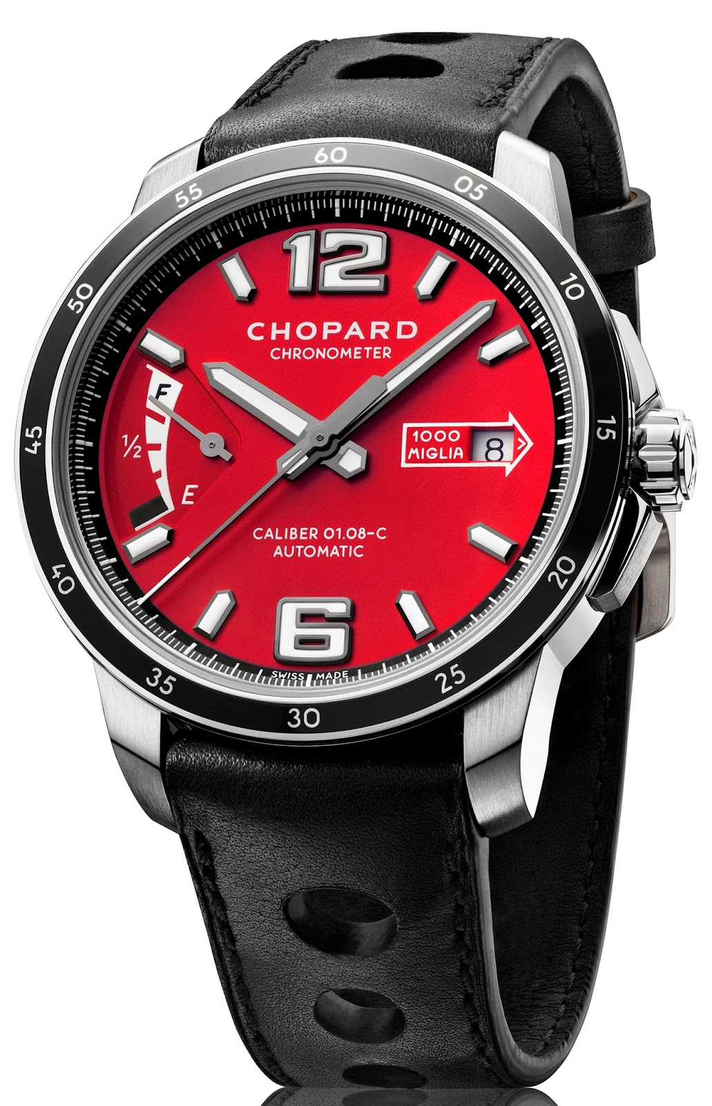 Chopard - Mille Miglia 2015 Race Edition