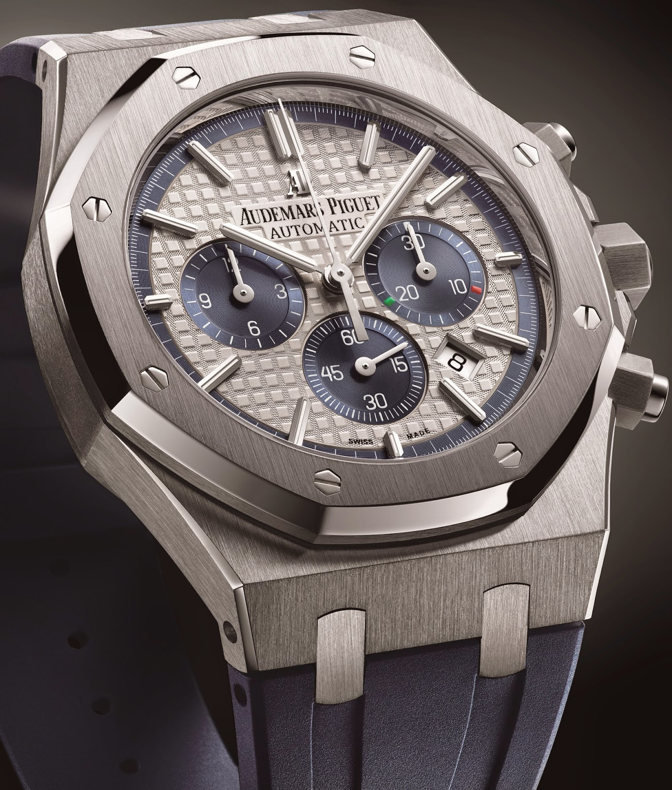 Audemars Piguet - Royal Oak Chronograph in Limited Edition