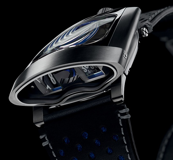 MB&F - HMX for 10th anniversary