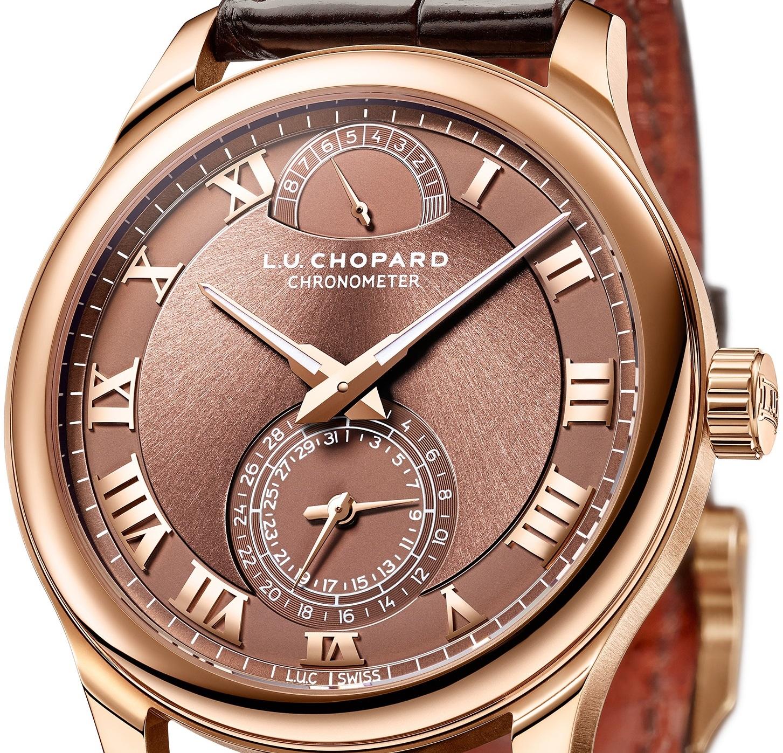Chopard - L.U.C Quattro 18K rose gold