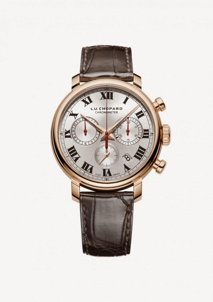 Chopard - L.U.C 1963 Chronograph