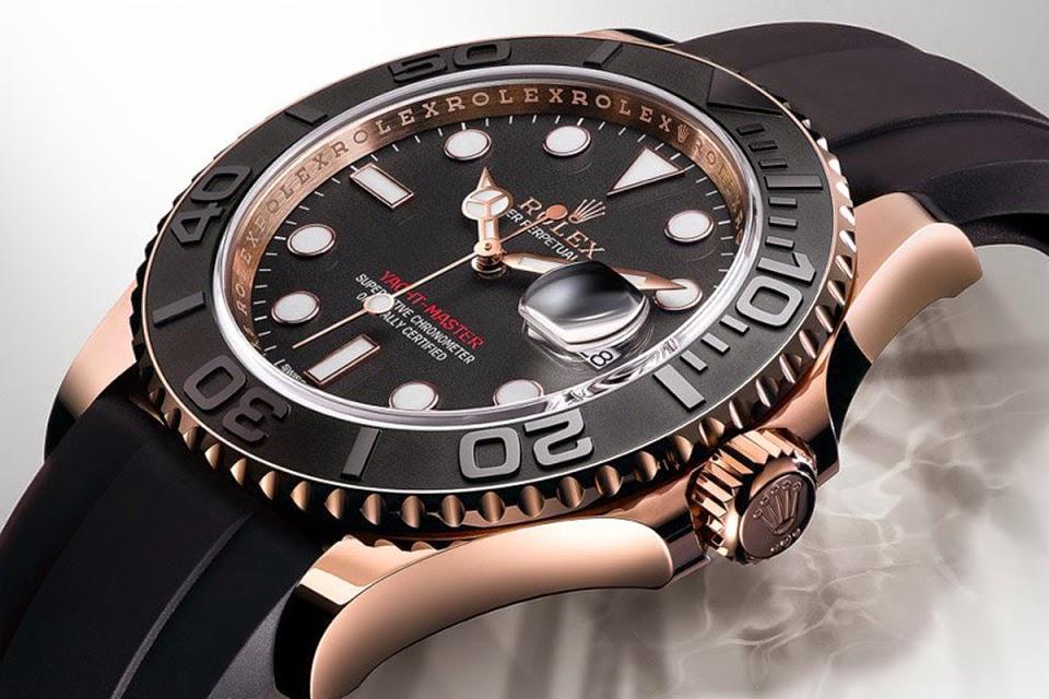 Rolex - Yacht-Master Everose gold