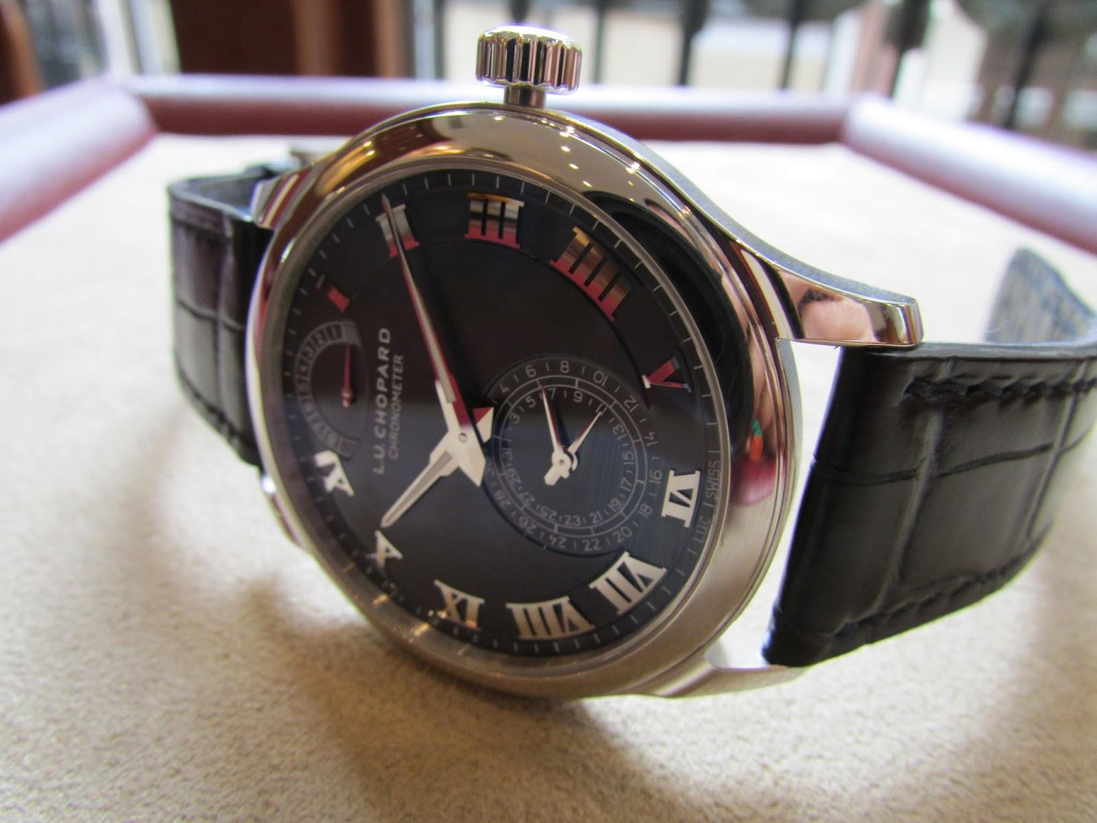 Chopard L.U.C Quattro Platinum