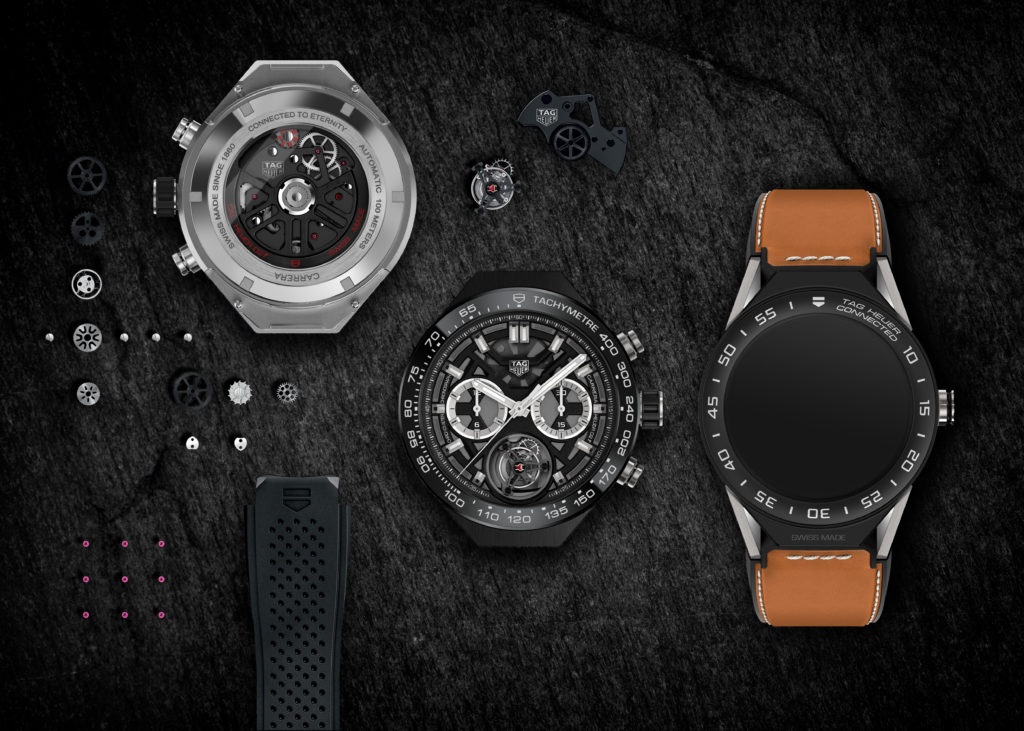 Tag Heuer Connected Modular 45 Luxury Kit Watchanist