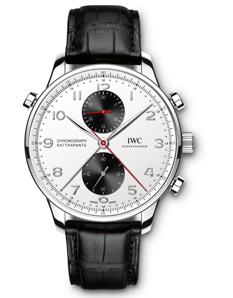 IWC Celebrates 150th Anniversary of The Canadian Federation with a Special Edition