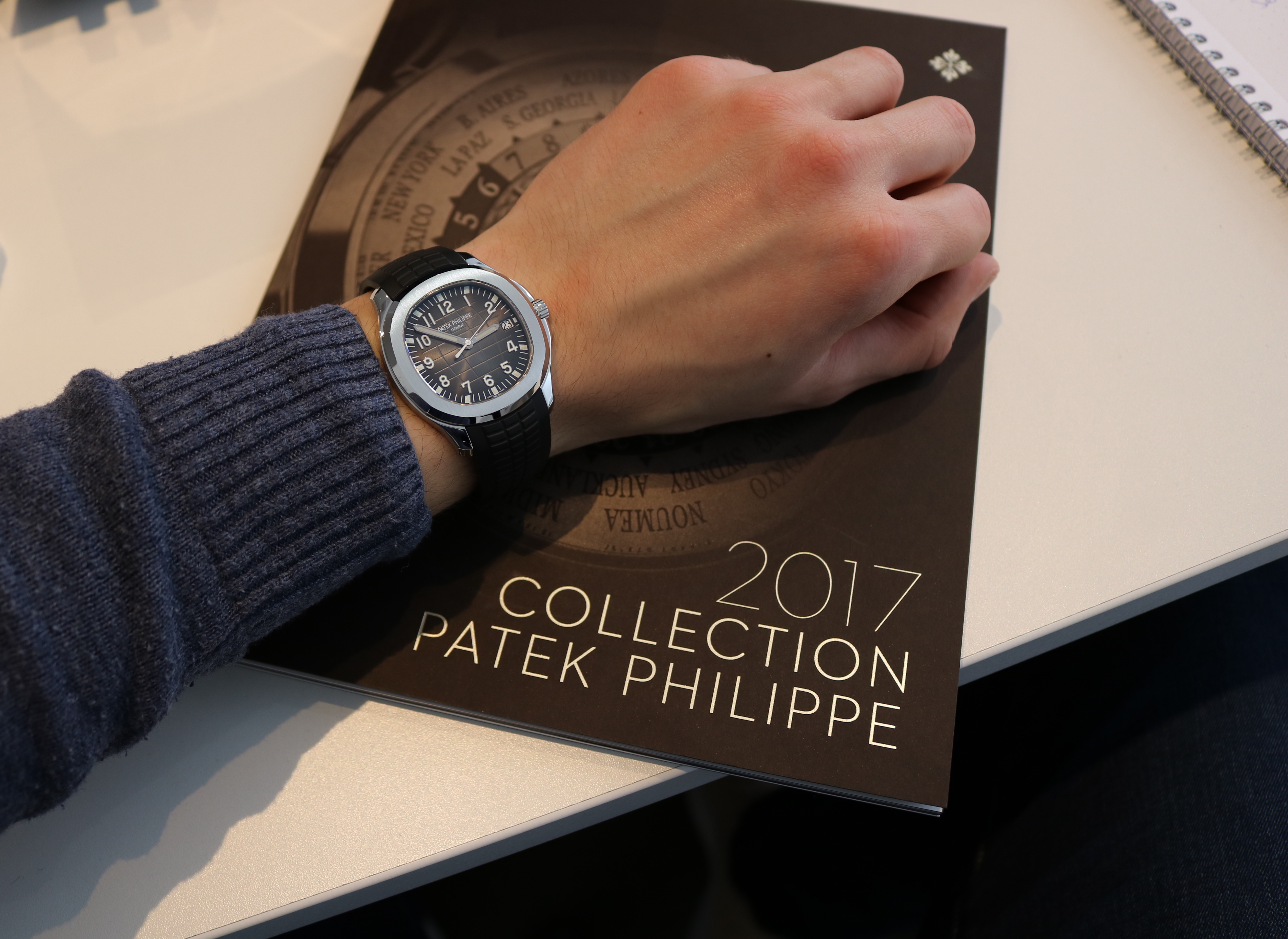 One Watch Collection Dilemma Patek Philippe 5167a 001 Watchanist