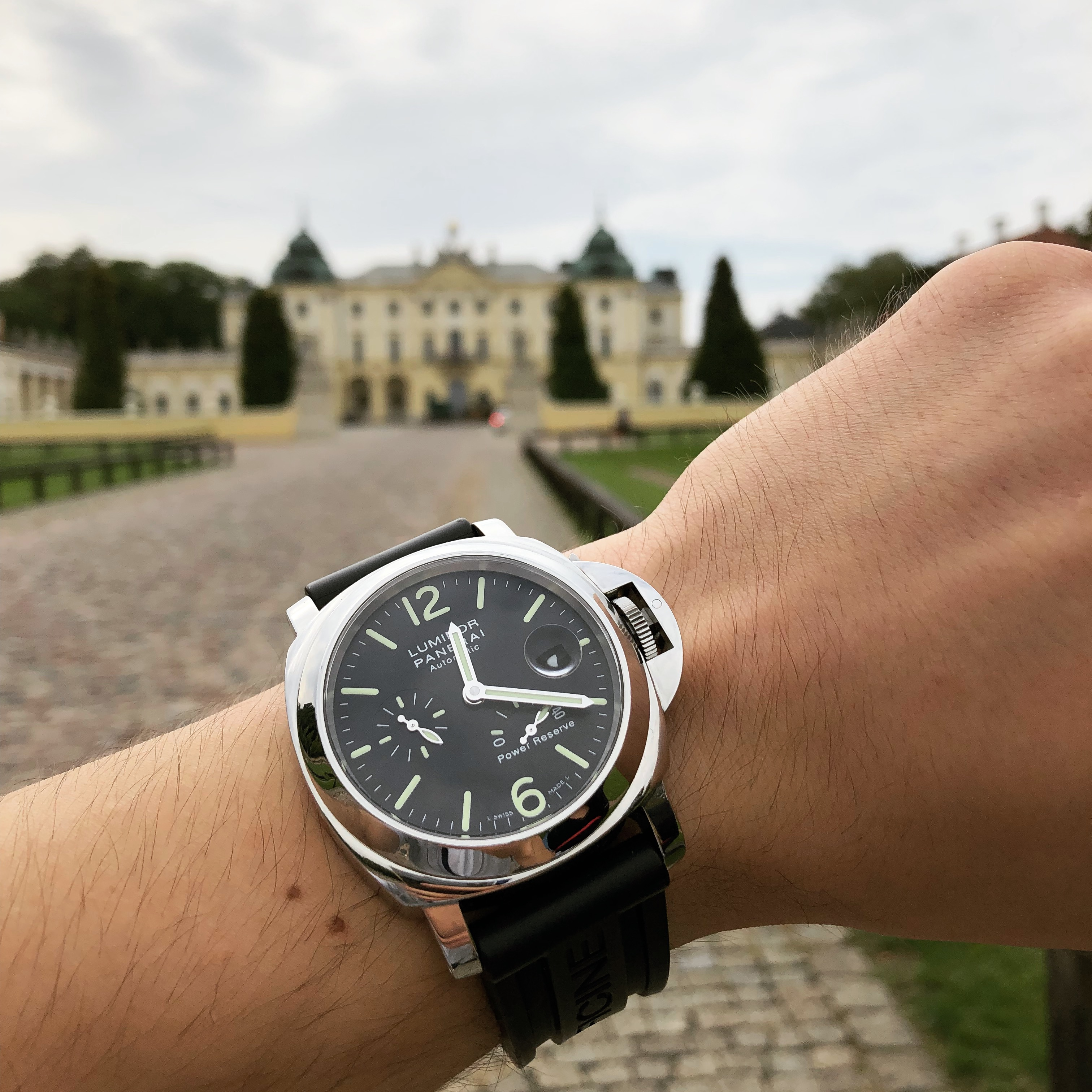 Part 2 Bialystok: Exploring Poland With The Panerai Luminor PAM00090