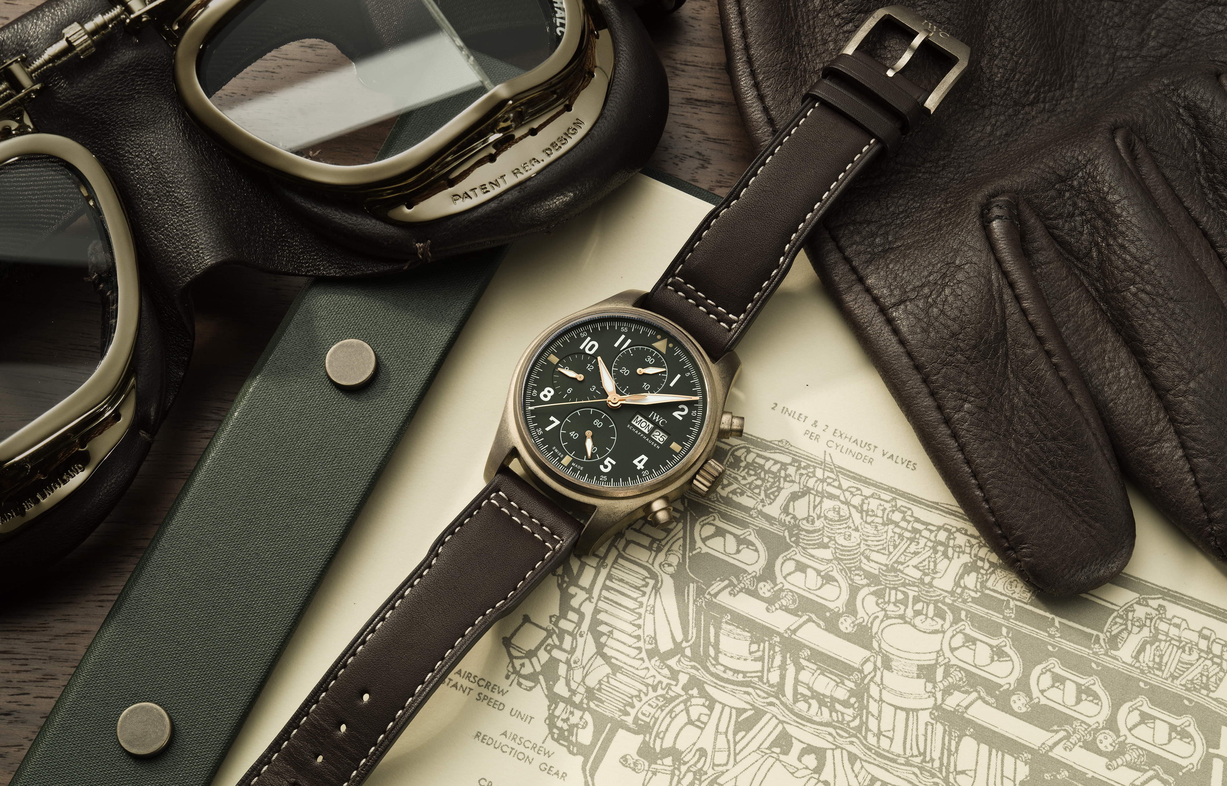 New Range of Pilot's Watches Will Make Its Debut At SIHH