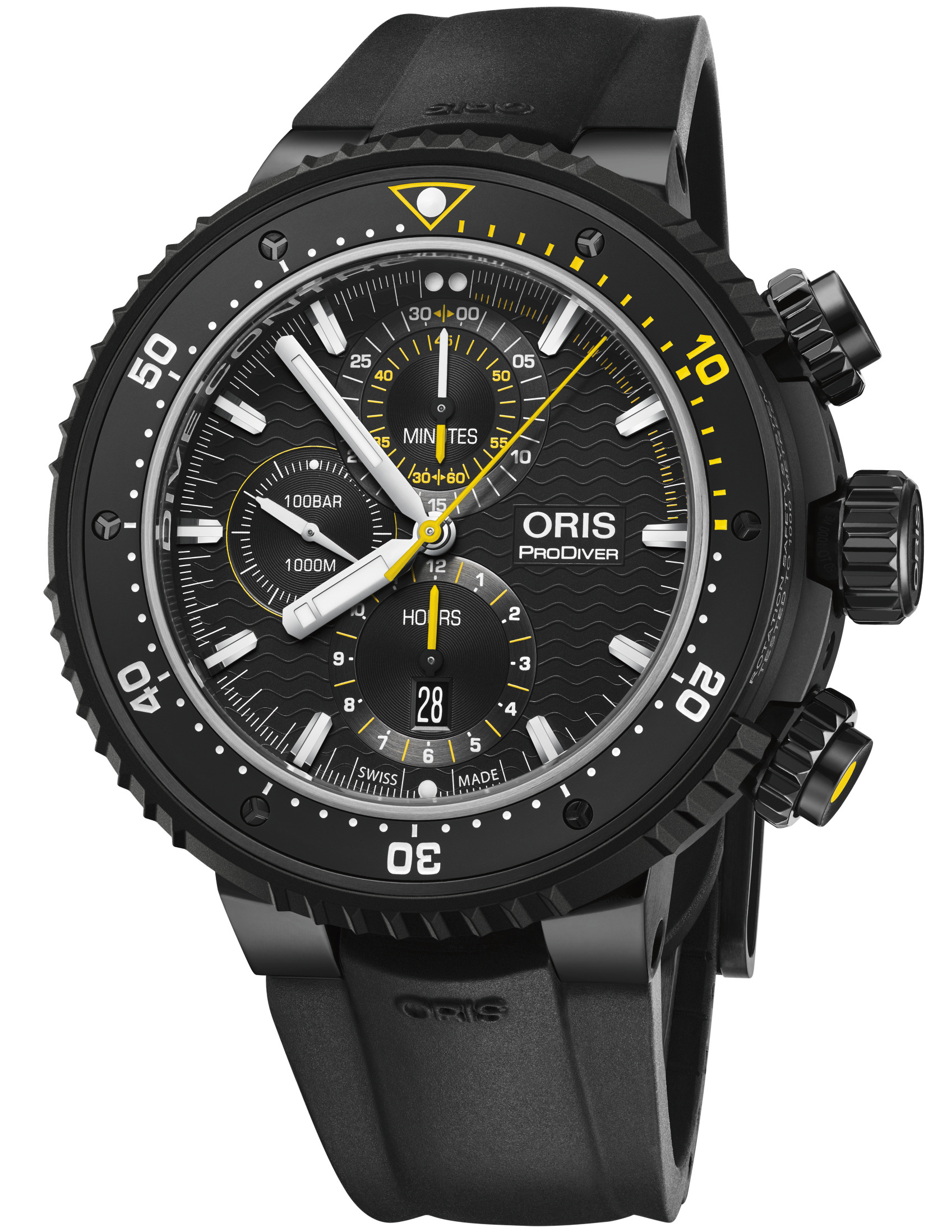 Oris – Dive Control Limited Edition